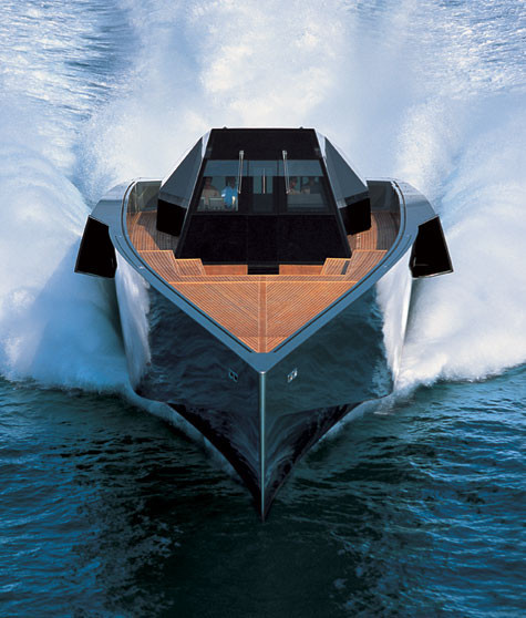 Wallypower 118 - плавающий спорткар!. Изображение № 5.