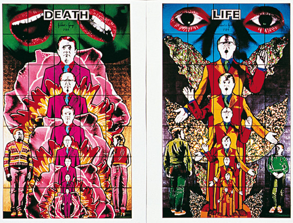 Gilbert & George – Light headed. Изображение № 3.
