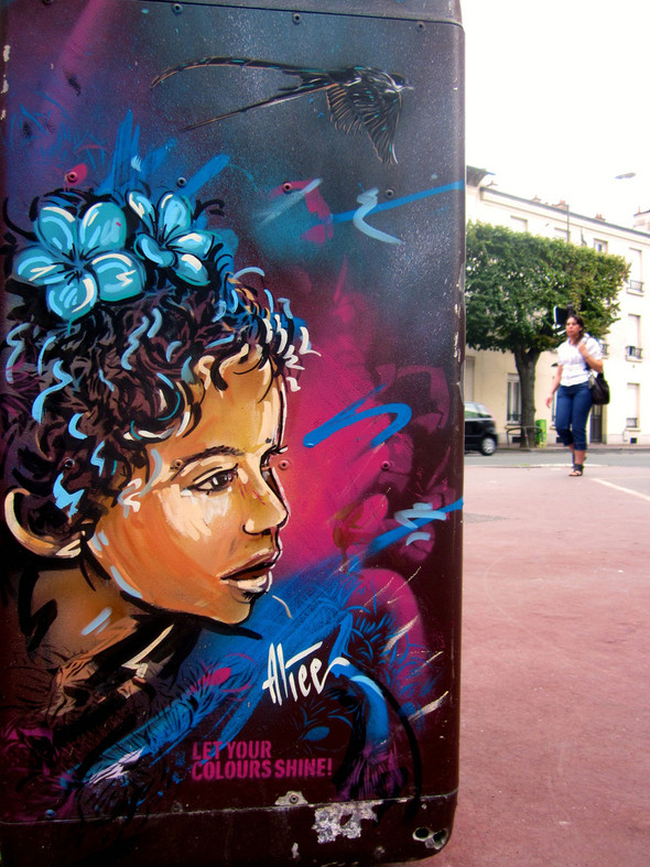 Алиса в Париже. Изображение № 35.
