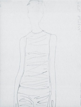 "Изображение 34. VISIONAIRE: 20 лет публицистики ""haute couture"".. Изображение № 25."
