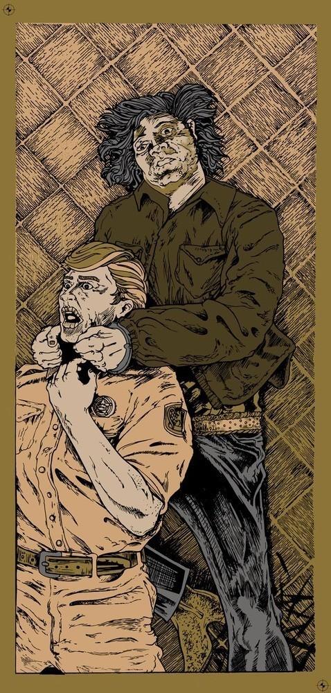 Изображение 4. Постеры: Квентин Тарантино против братьев Коэнов.. Изображение № 4.