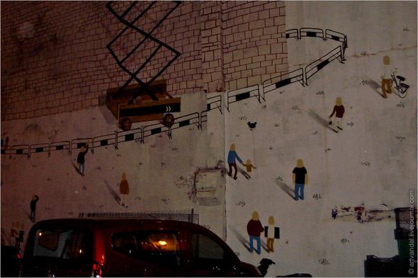 Стрит-арт и граффити Валенсии, Испания. Изображение № 16.
