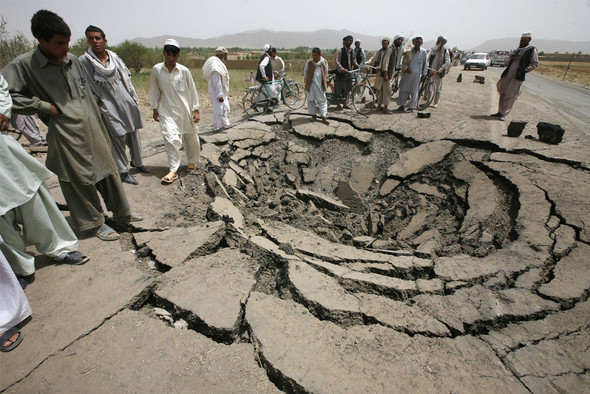 Афганистан. Военная фотография. Изображение № 39.