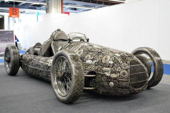 Серия необычных авто от Giganten Aus Stahl. Изображение № 11.