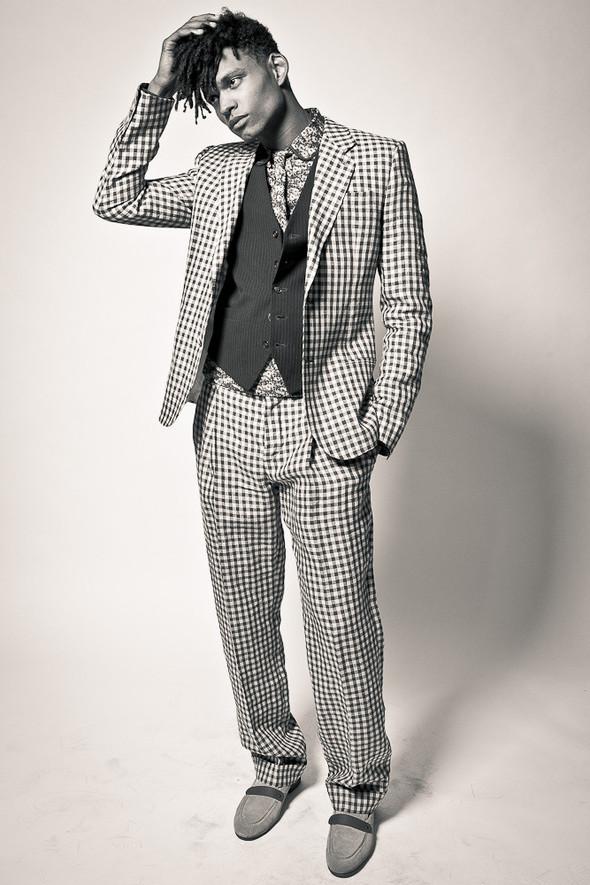 Лукбук: Jean Paul Gaultier SS 2012 Men's. Изображение № 31.