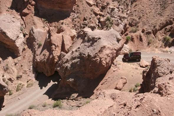 Чарынский каньон. Изображение № 4.