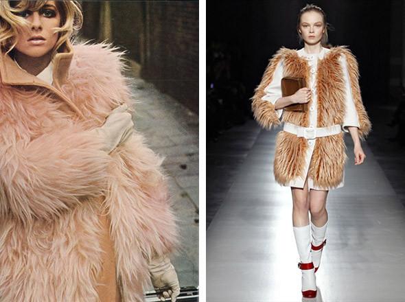 Винтаж и мода: От барахолки до подиума. Изображение № 1.
