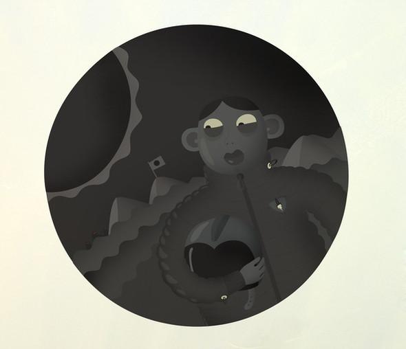 Гоу Гоу Зомби! - Иллюстратор из Санкт-Петербурга. Изображение № 11.