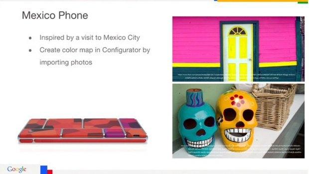 Google показал дизайн модульных смартфонов Ara. Изображение № 2.