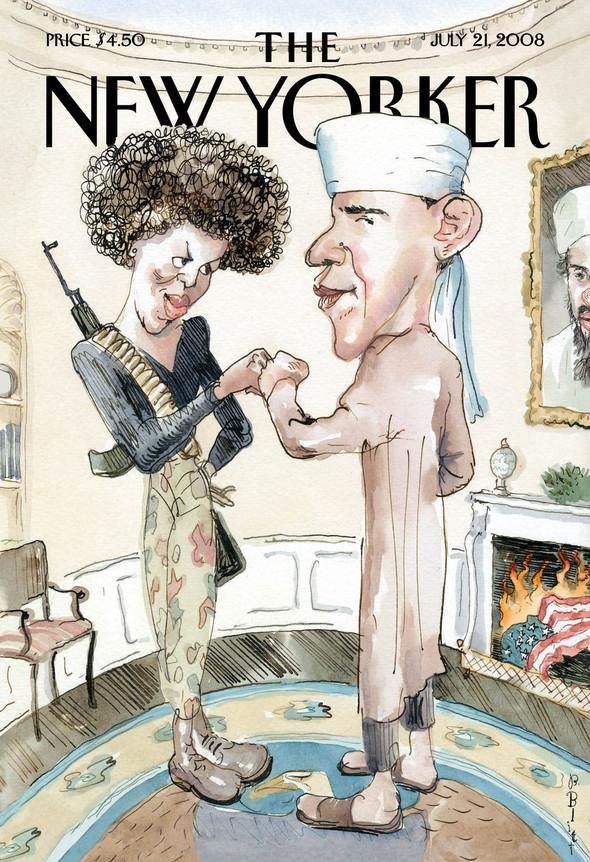 10 иллюстраторов журнала New Yorker. Изображение № 66.