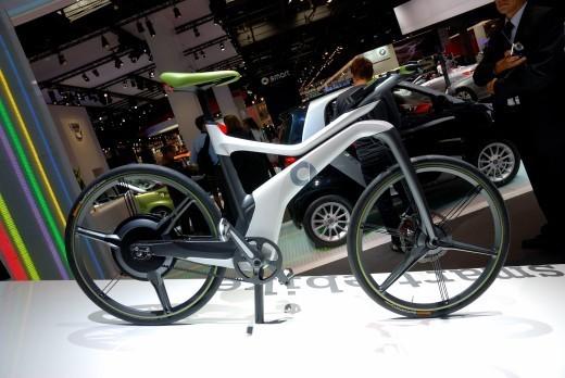 Велосипед на батарейках. Изображение № 1.