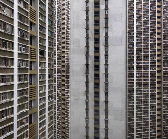 MIchael Wolf- бесконечные окна Гонконга. Изображение № 5.