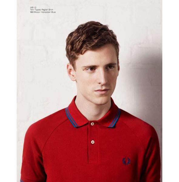 Fred Perry FW 2010. Изображение № 1.