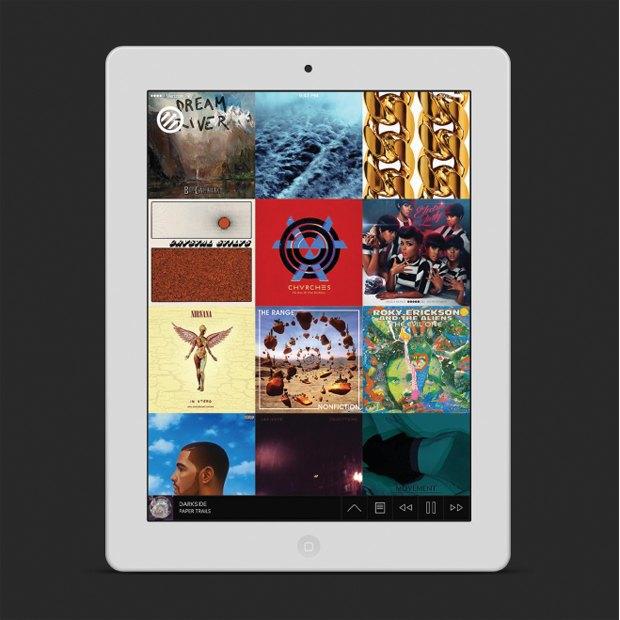 Pitchfork запускает новое мобильное приложение. Изображение № 1.