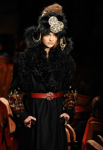 Россия глазами Chanel. Изображение № 9.
