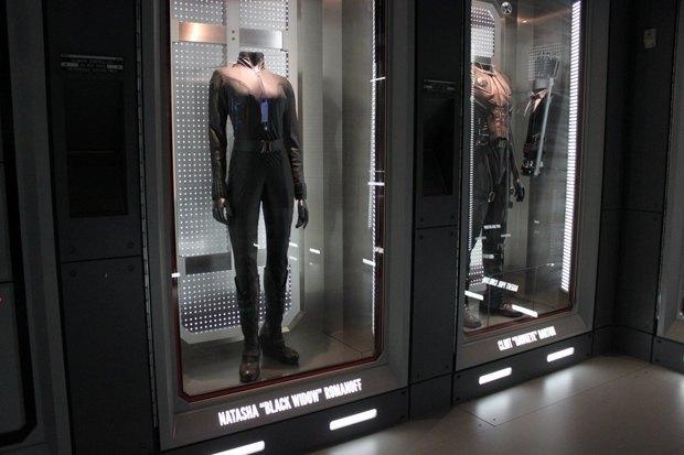 Опубликованы фото с интерактивной выставки «Мстителей». Изображение № 11.