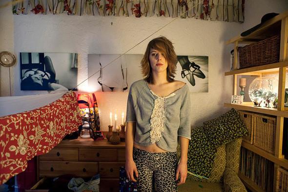 """Изображение 20. """"Девушки и их комнаты"""".. Изображение № 20."""