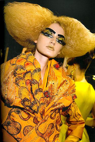 Роксанна Лоуит: за кулисами Dior. Изображение № 6.
