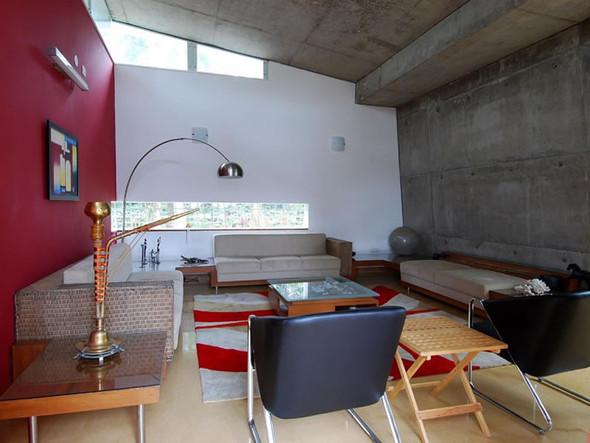 Красивые дома: Дом Павильоны в Бангалоре. Изображение № 6.