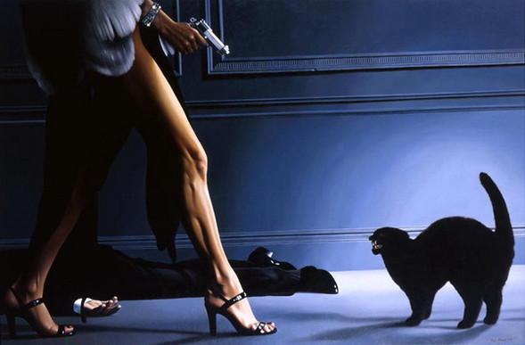 Томная сексуальность от Пола Робертса. Изображение № 10.