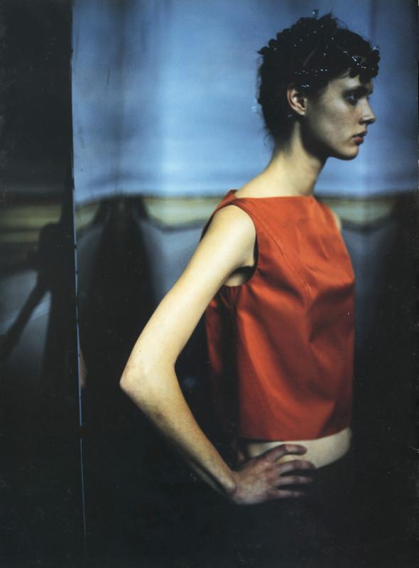 Архивная съёмка: Кампания Alberta Ferretti SS 1999. Изображение № 7.