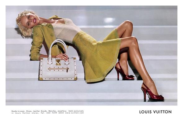 Архивная съёмка: Мерт и Маркус для Louis Vuitton SS 2003. Изображение № 7.
