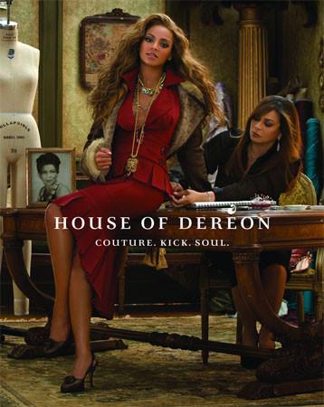House of Dereon - частичка Бейонс. Изображение № 1.