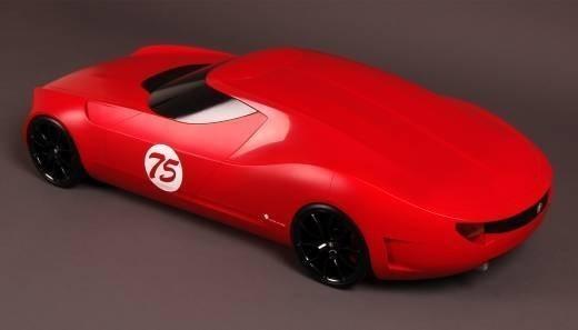 Alfa Romeo Berlina DaCorsa. Изображение № 8.