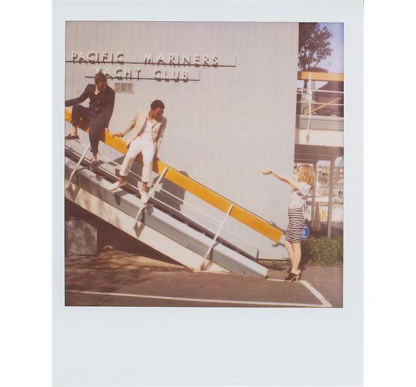 Лукбук: Скот Штепенберг любит Polaroid. Изображение № 2.