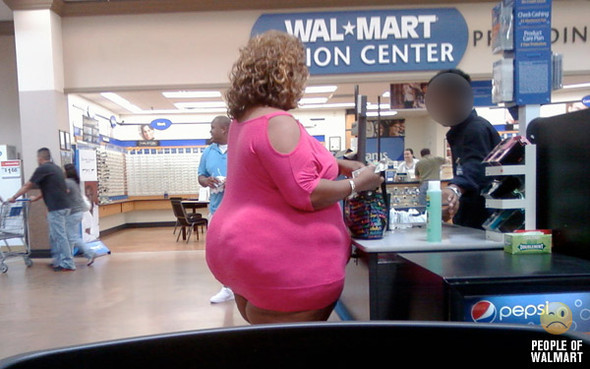 Покупатели Walmart илисмех дослез!. Изображение № 133.