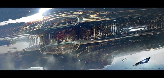 Художник «Восхождения Юпитер» выложил концепты к фильму. Изображение № 24.
