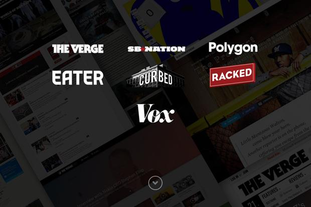 Владелец The Verge и Vox получил 45 млн долларов инвестиций. Изображение № 1.