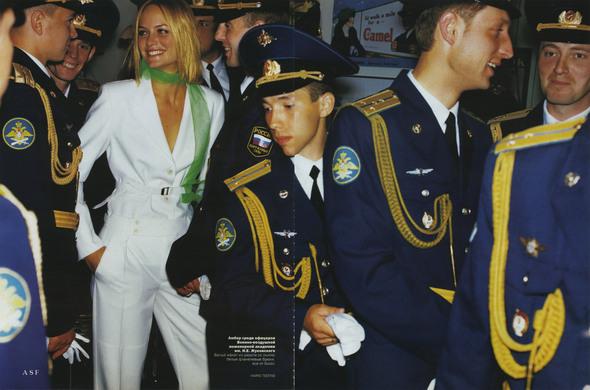 Первый номер Vogue Russia. PART 2. Изображение № 7.