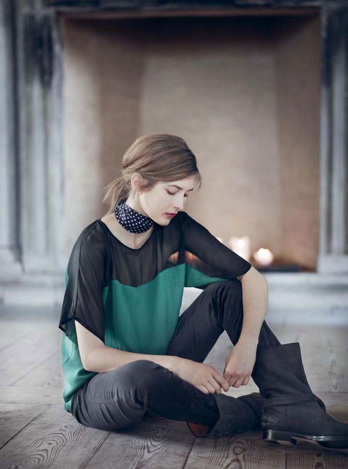 Вышли новые лукбуки Zara, Nasty Gal, Anna October и других марок. Изображение № 64.