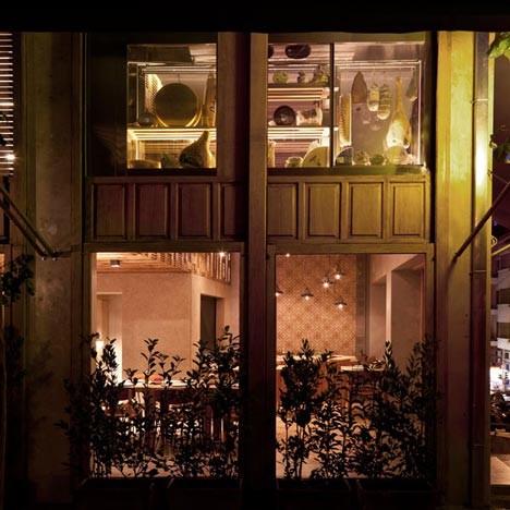 На скорую руку: Фаст-фуды и недорогие кафе 2011 года. Изображение № 93.