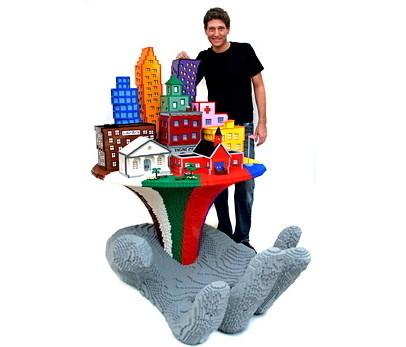 Изображение 16. Lego art: Люди, продолжающие играть.. Изображение № 16.
