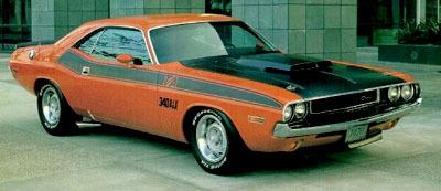 Dodge Challenger 1970–1974. Изображение № 3.