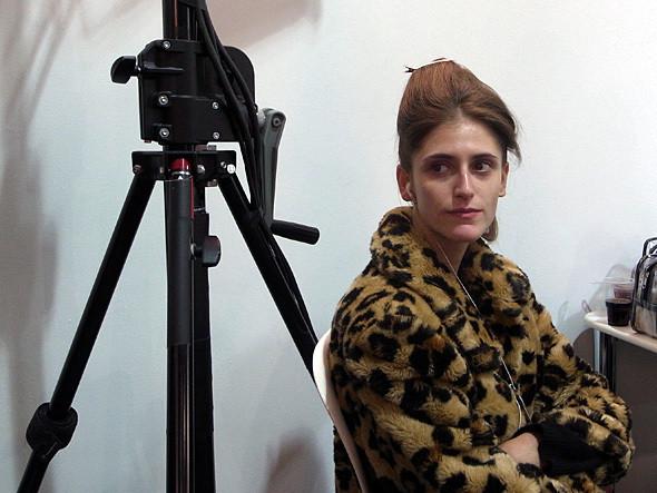 Изображение 11. Paris Fashion Week: два бэкстейджа.. Изображение № 3.