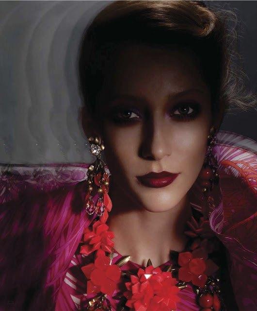Lula, Harper's Bazaar и Vogue показали новые съемки. Изображение № 11.