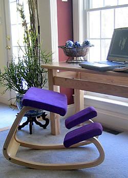 Современный образ жизни создает новый вид стульев. Изображение № 1.