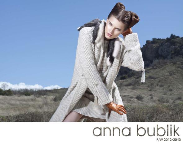 Рекламная компания Anna Bublik F/W 2012-2013. Изображение № 1.