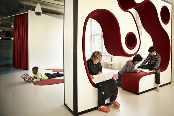 Экспериментальная школа в Стокгольме. Изображение № 3.