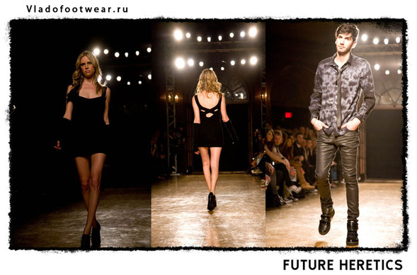 Vladofootwear & Future Heretics Показ 2009. Изображение № 12.