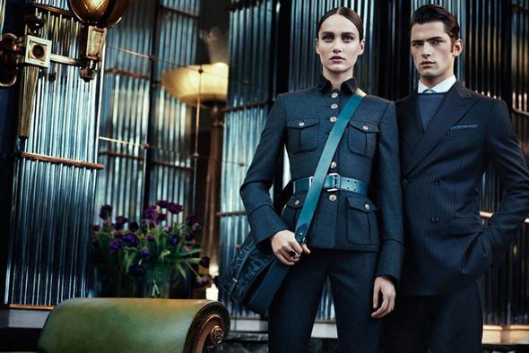 Кампании: Balenciaga, Celine, Dolce & Gabbana и другие. Изображение № 37.