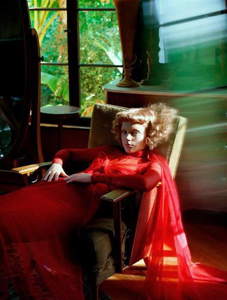 Vogue Italia September 2003. Изображение № 4.
