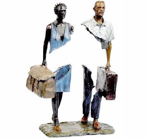 Скульптуры Bruno Catalano. Изображение № 2.