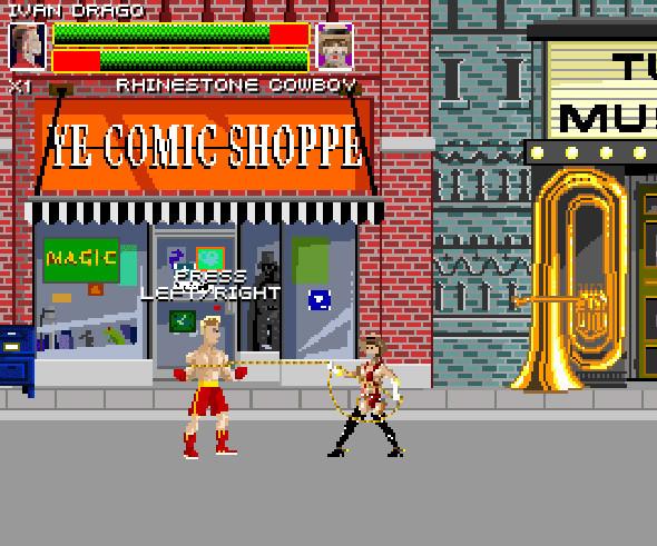 Ivan Drago: Justice Enforcer. Изображение № 3.