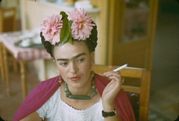 Фрида Кало (Frida Kahlo). Изображение № 1.