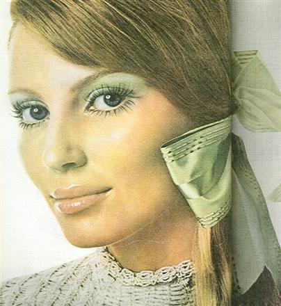 Изображение 66. Мода 60х: макияж.. Изображение № 65.