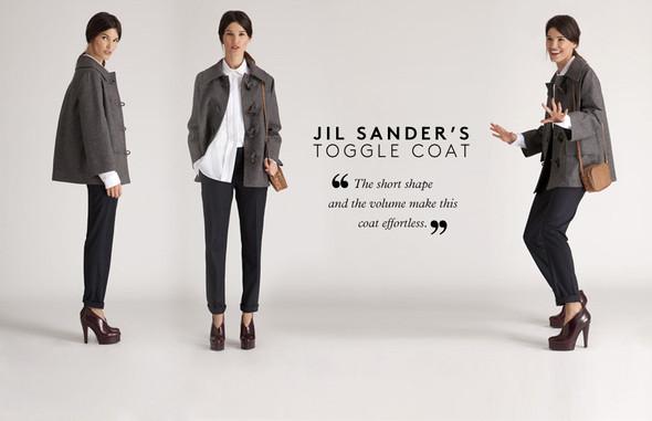 Лукбук: Barneys Outerwear FW 2011. Изображение № 12.